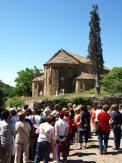 Santa Maria de Palau de Rialb amb els Amics dels Museus
