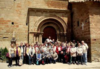 visita del Institut Europeu a Concabella