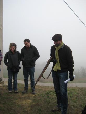 ruta dels carlistes a Perecamps