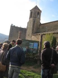 visita guiada a la torre de Riner