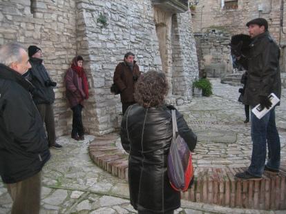 visita guiada a Montfalcó Murallat