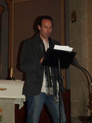 Jaume Moya presenta el treball de recull dels Gooigs de Torrefeta i Florejacs