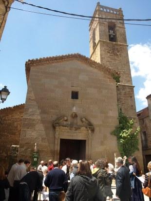 acte de presentació del recull de Goigs de Torrefeta i Florejacs