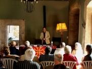 conferència sobre catarisme al Castell de les Sitges