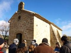 llegim les impressions d'Espinàs en el seu Viatge a la Segarra