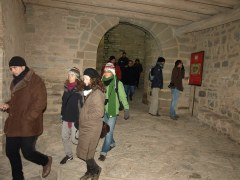 visita de bloggers a Montfalcó Murallat