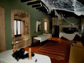 festa terrorífica al Castell de les Sitges