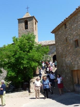 Sant Iscle de la Torre, amb els Amics dels Museus